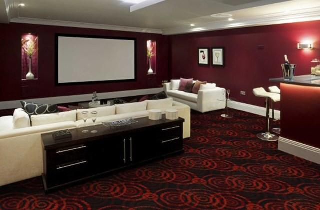 Ev Sineması Halı Kalınlığı: Joy Carpets Dottie Carpet