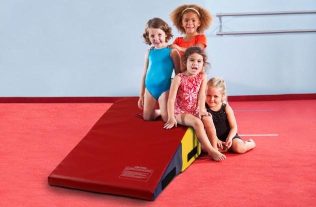Jimnastik Minderleri SSS: Eğimli Paspaslar