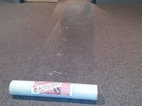 Clear Carpet Protector For Srs