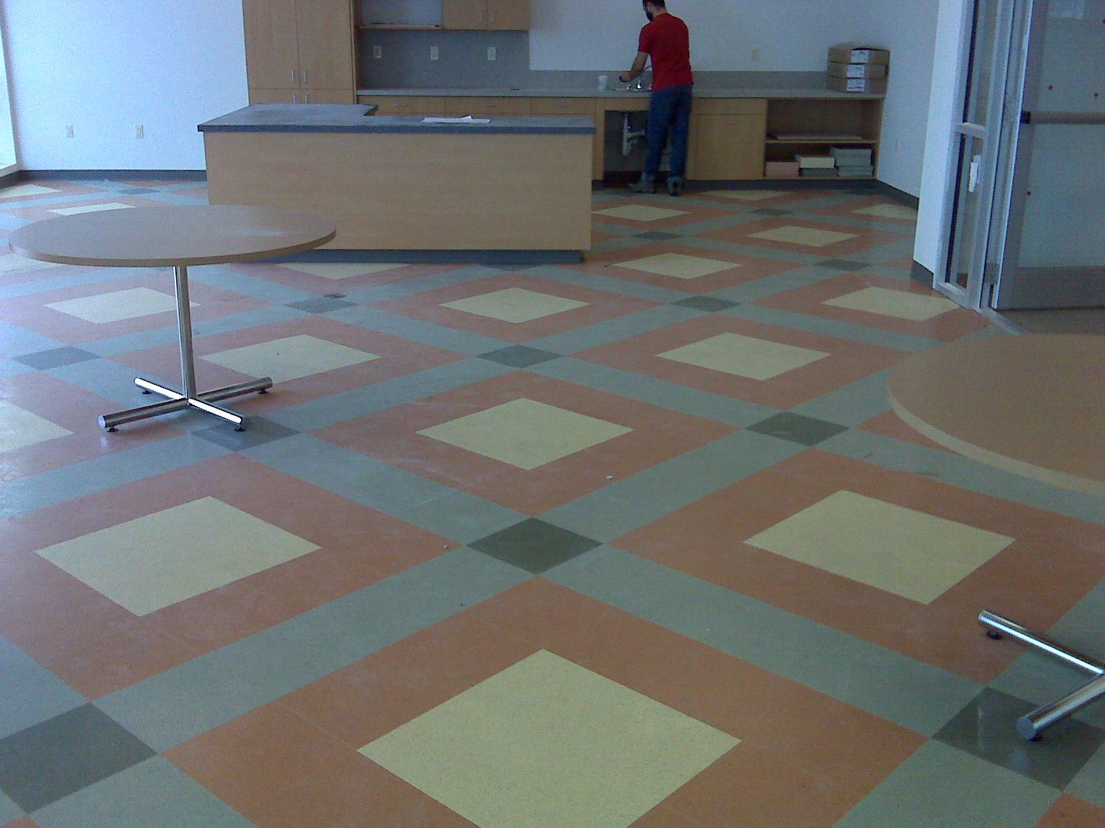 resilient flooring