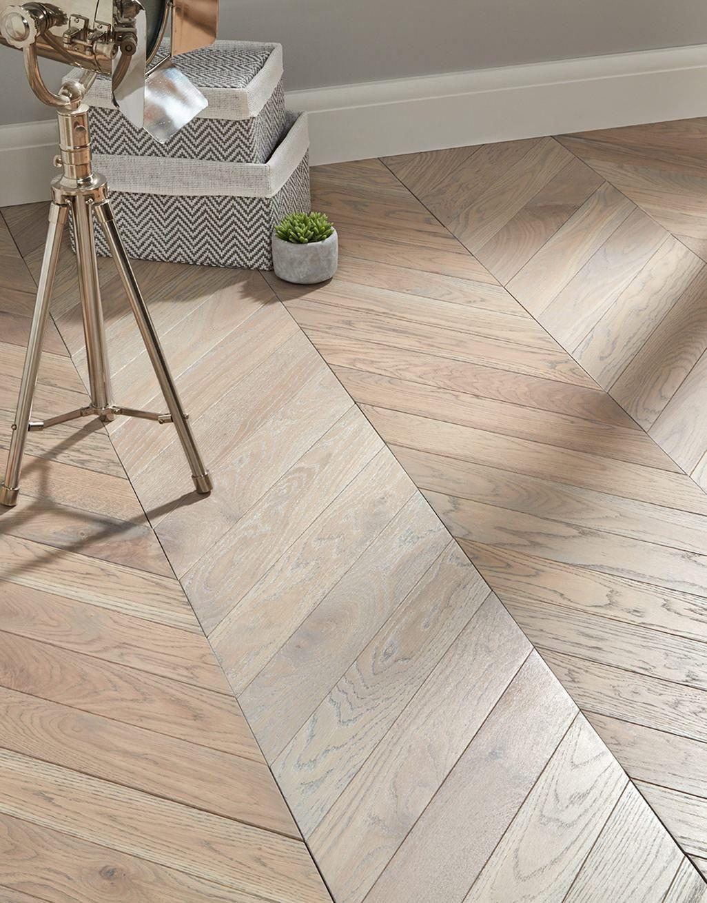 park avenue chevron silk grey oak brushed oiled solid wood flooring