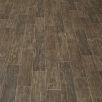 2M Wide High Quality Vinyl Flooring, Dark Wood Designs