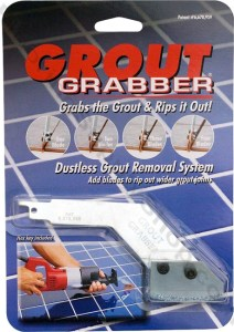 Grout Grabber, Grout Removal Tool, grout cleaning, Replacement Blades, Grout cleaner
