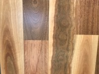 Spotted Gum Engineered Timber Flooring 600-1900mm x 124mm ...