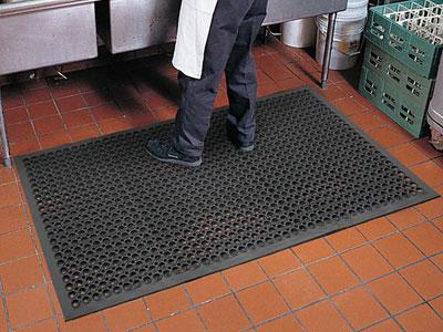 cheap kitchen floor mats copper utensil holder tek tough jr anti fatigue mat 1 2 floormatshop