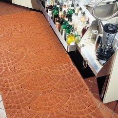 Kitchen Mats Glass Backsplash Grip True Anti Slip Fatigue Mat 3 8 Floor