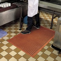 Competitor Anti-Fatigue Kitchen Floor Mat - 1/2 ...