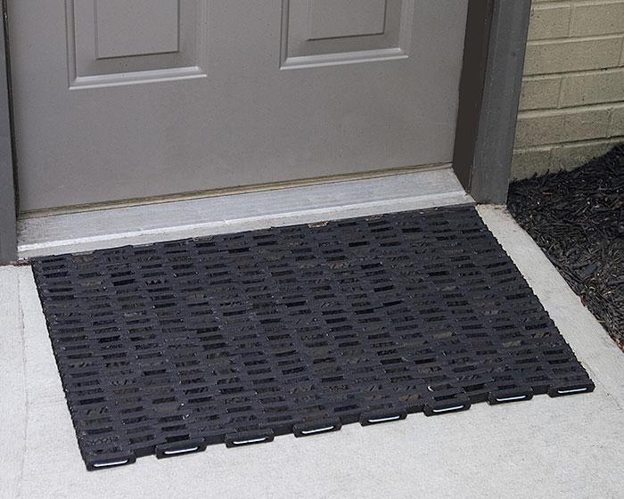 Sure Tire Link Doormat  FloorMatShopcom  Commercial