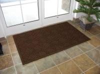 ECOMAT CROSSHATCH Indoor/Outdoor Entrance Floor Mat ...