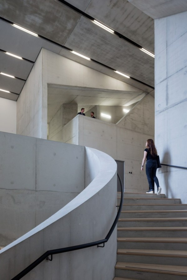 Herzog & De Meuron Switch House Tate Modern Floornature