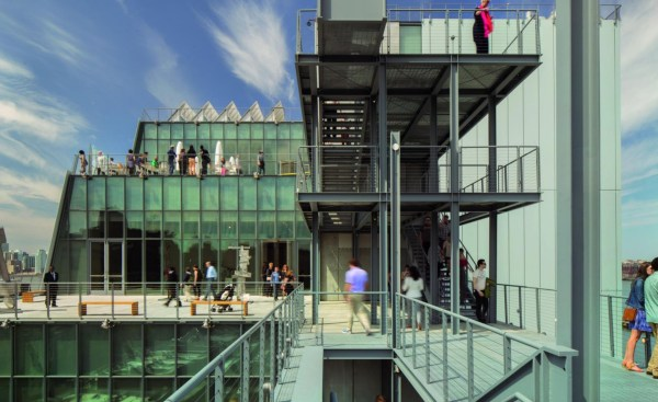 Renzo Piano Exhibition Art Of Making Buildings