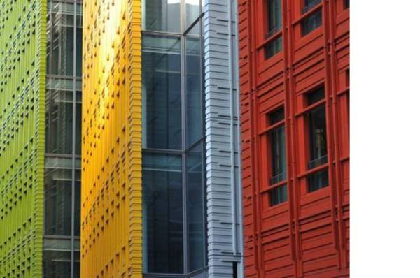 Renzo Piano Central St.giles London Floornature