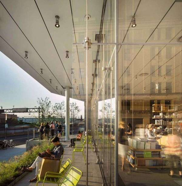 Rpbw Renzo Piano And Whitney Museum In York