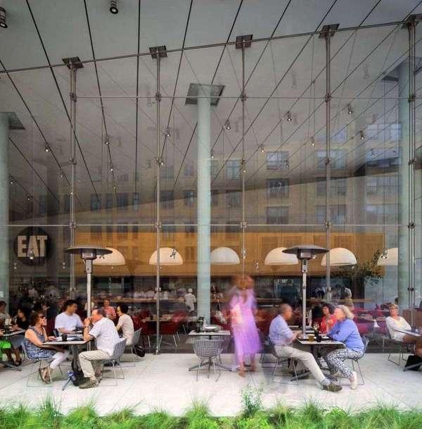 Rpbw Renzo Piano And Whitney Museum In York Floornature
