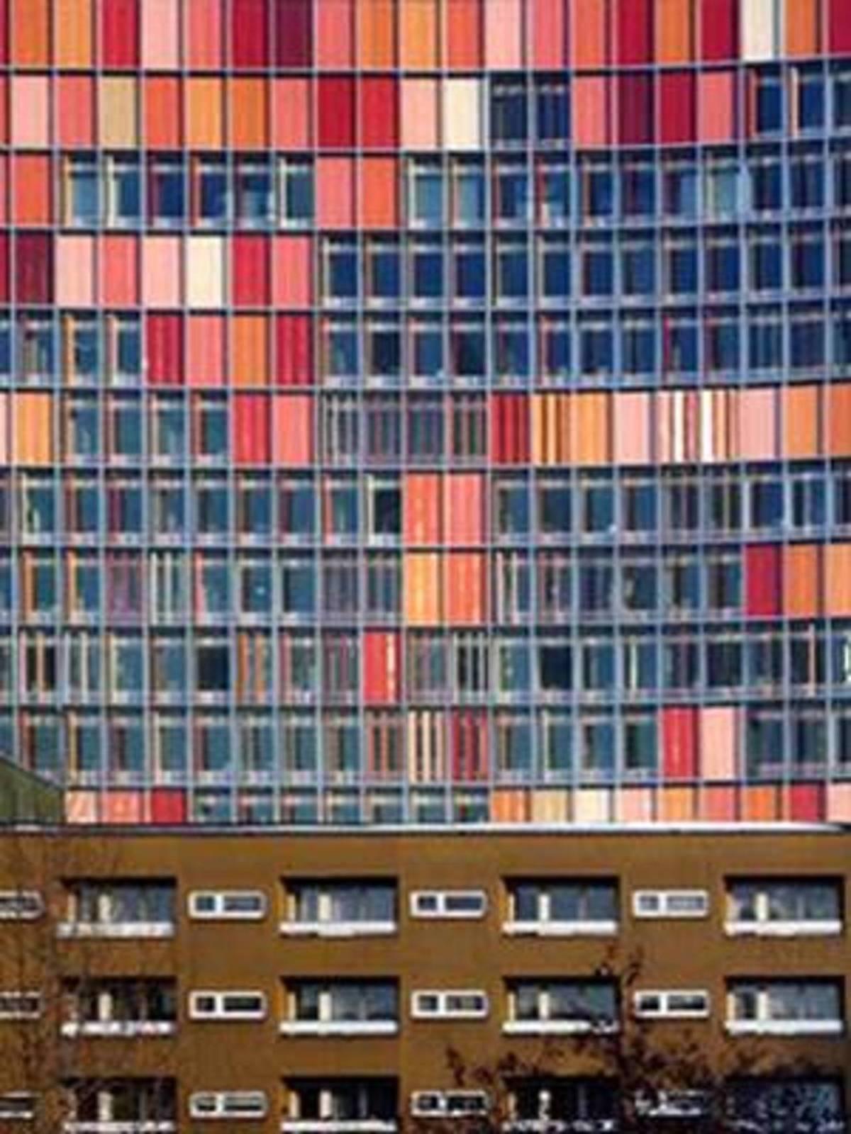 Sauerbruch Hutton Gsw Headquarters Berlin 1999  Floornature