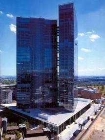Massimiliano Fuksas Twin Towers Vienna Floornature