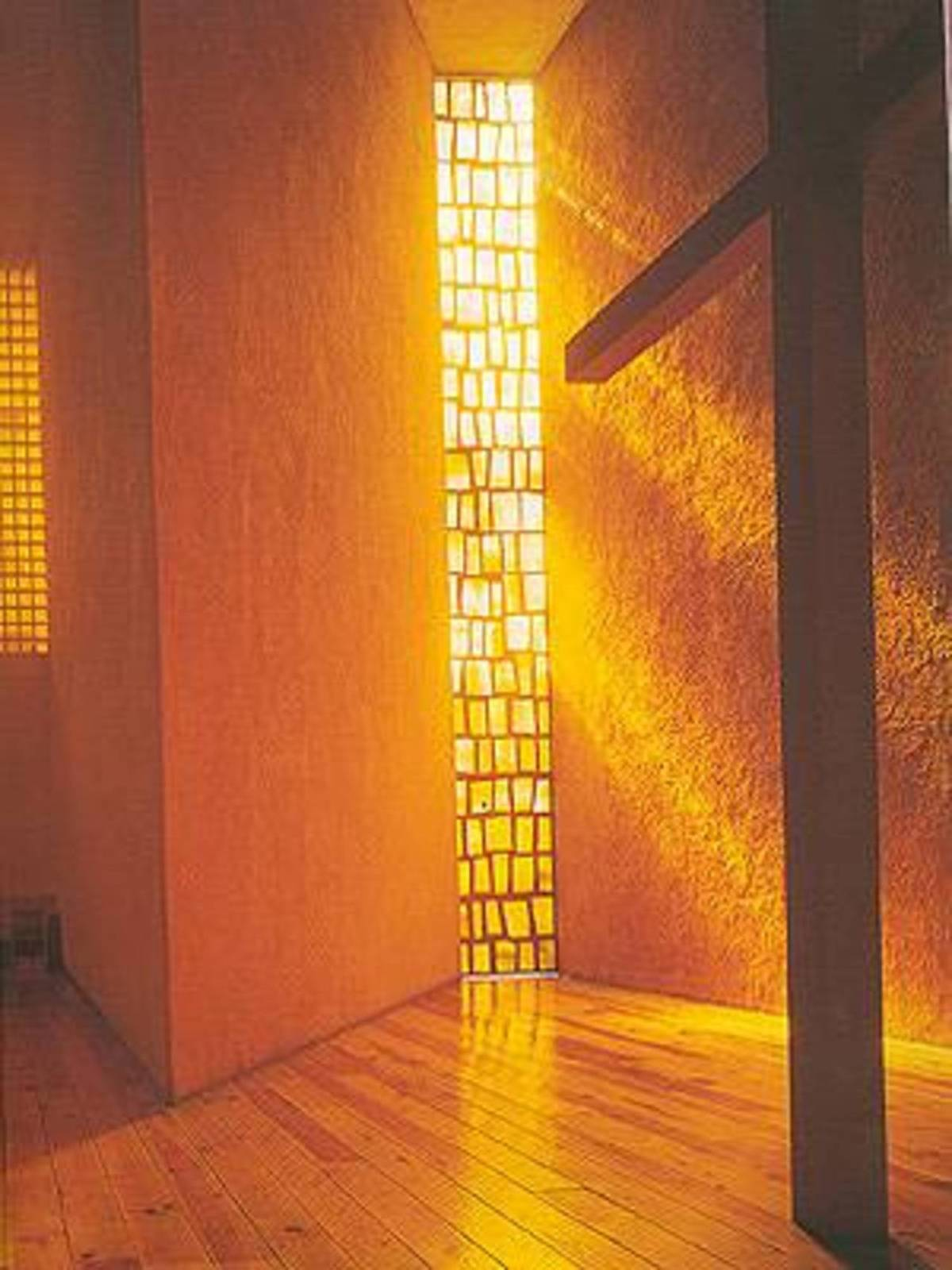 Luis Barragan Tlalpan Chapel Mexico City  Floornature