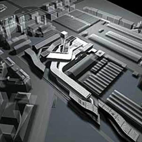 Maxxi National Centre Contemporary Arts Zaha Hadid
