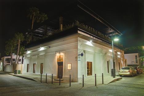 La Revolucion Comedor Baja California by Red Arquitectos