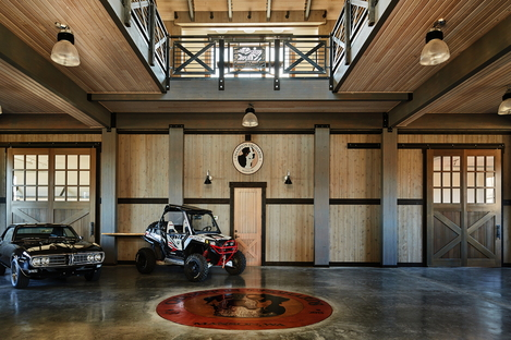 Redesigning existing building Manson Barn by SkB Architects  Livegreenblog