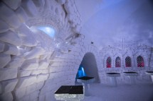 Snowvillage Finland Game Of Thrones Ice
