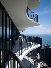 Studio Gang Aqua Tower In Chicago Floornature