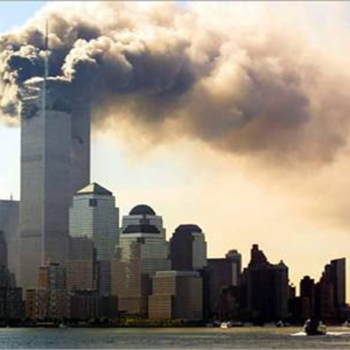 La Dinamica del Crollo Delle Torri Gemelle WTC NY11
