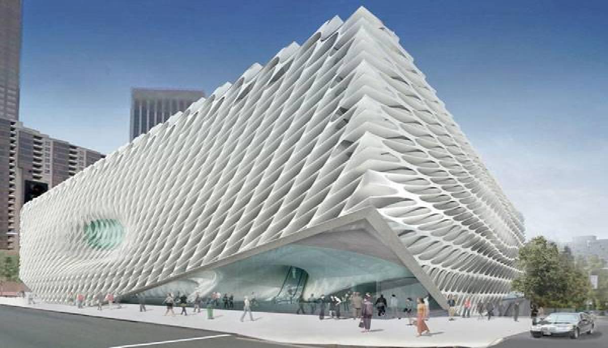 Nuevo museo de arte contemporaneo en Los Angeles  Floornature
