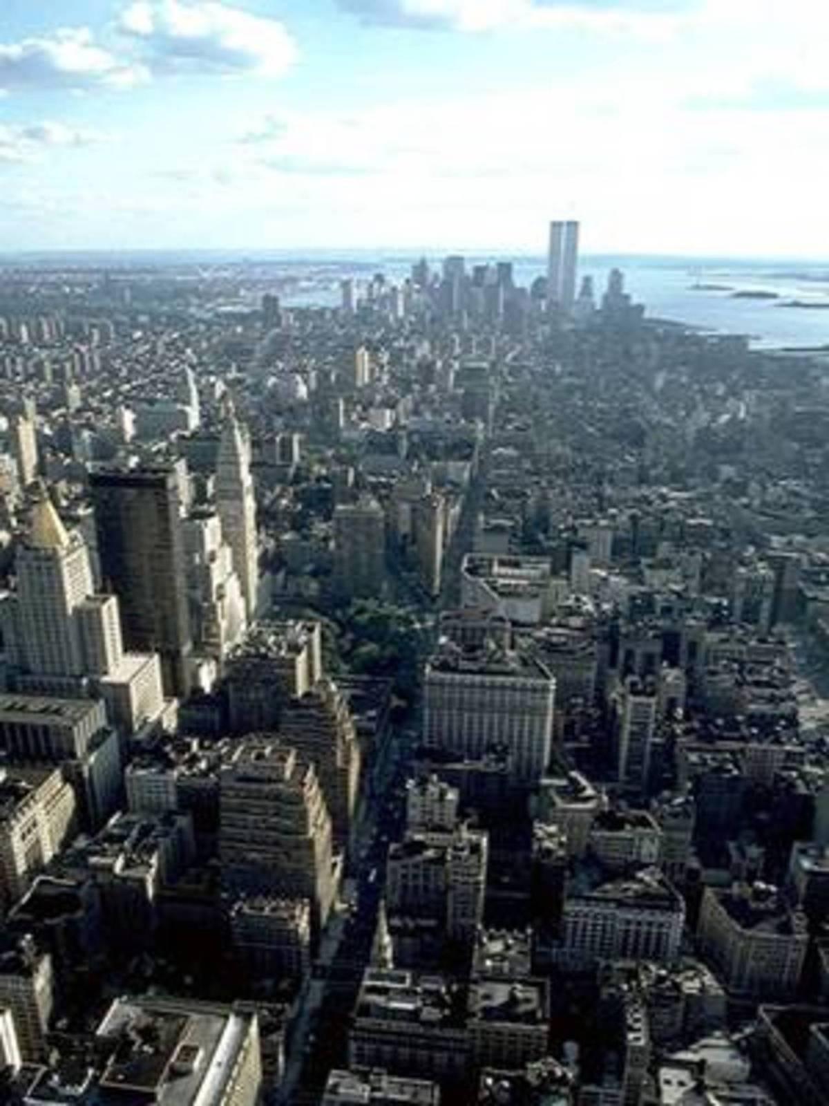 Las Torres Gemelas Twin Towers del World Trade Center de
