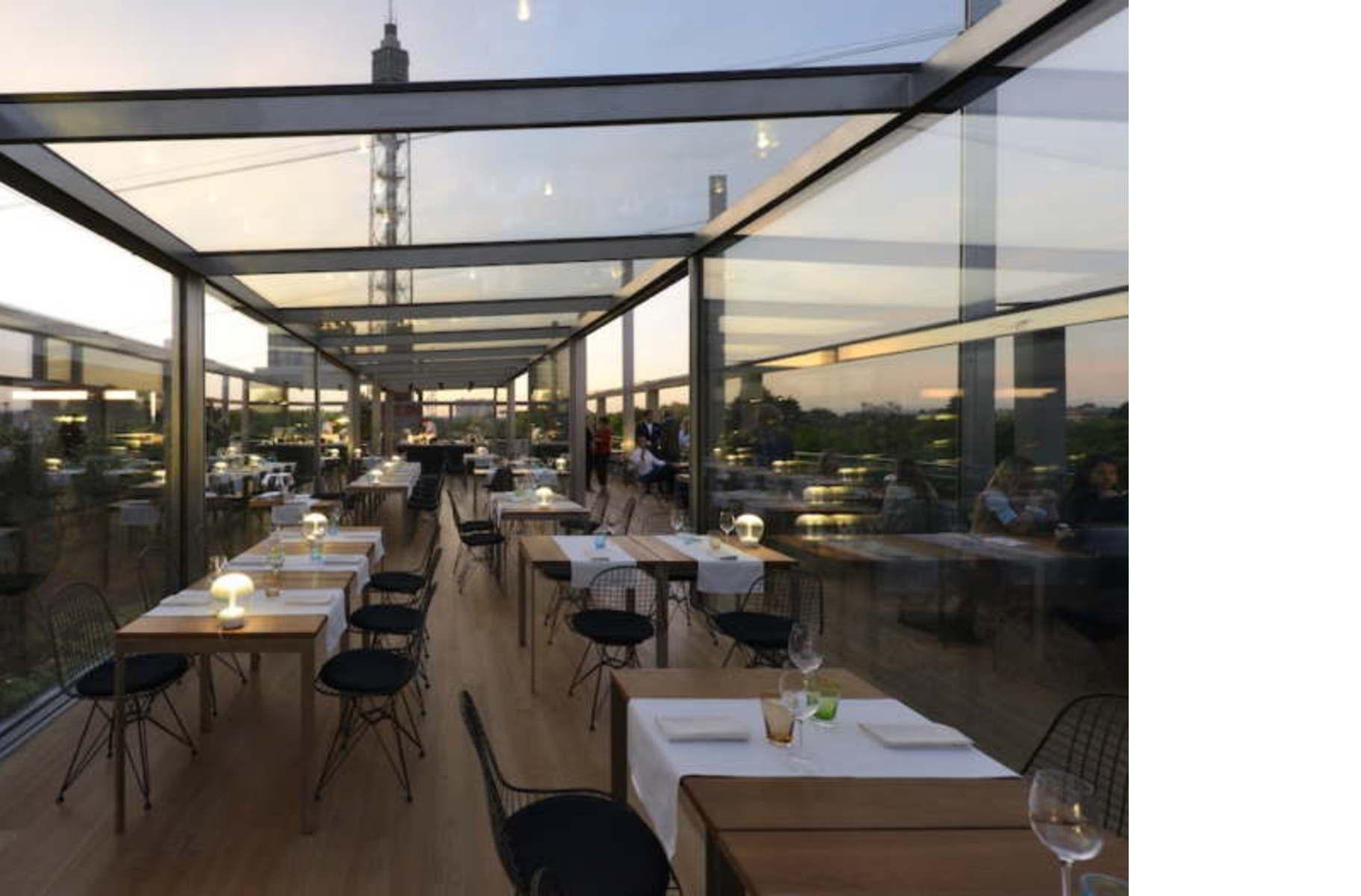 OBR Restaurant Terrazza Triennale Milan  Floornature
