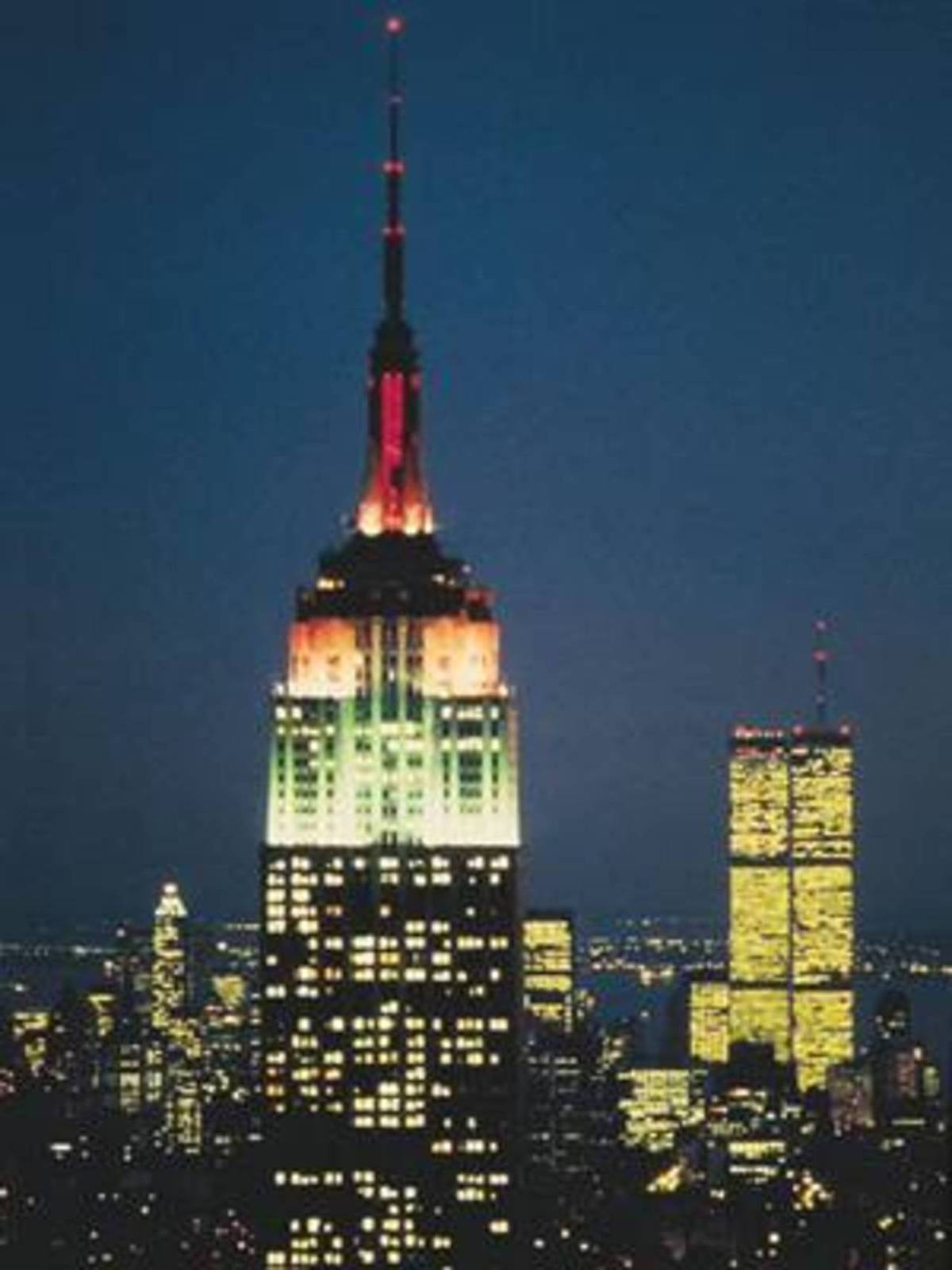 Les Tours Jumelles Twin Towers du World Trade Center a New York  Floornature