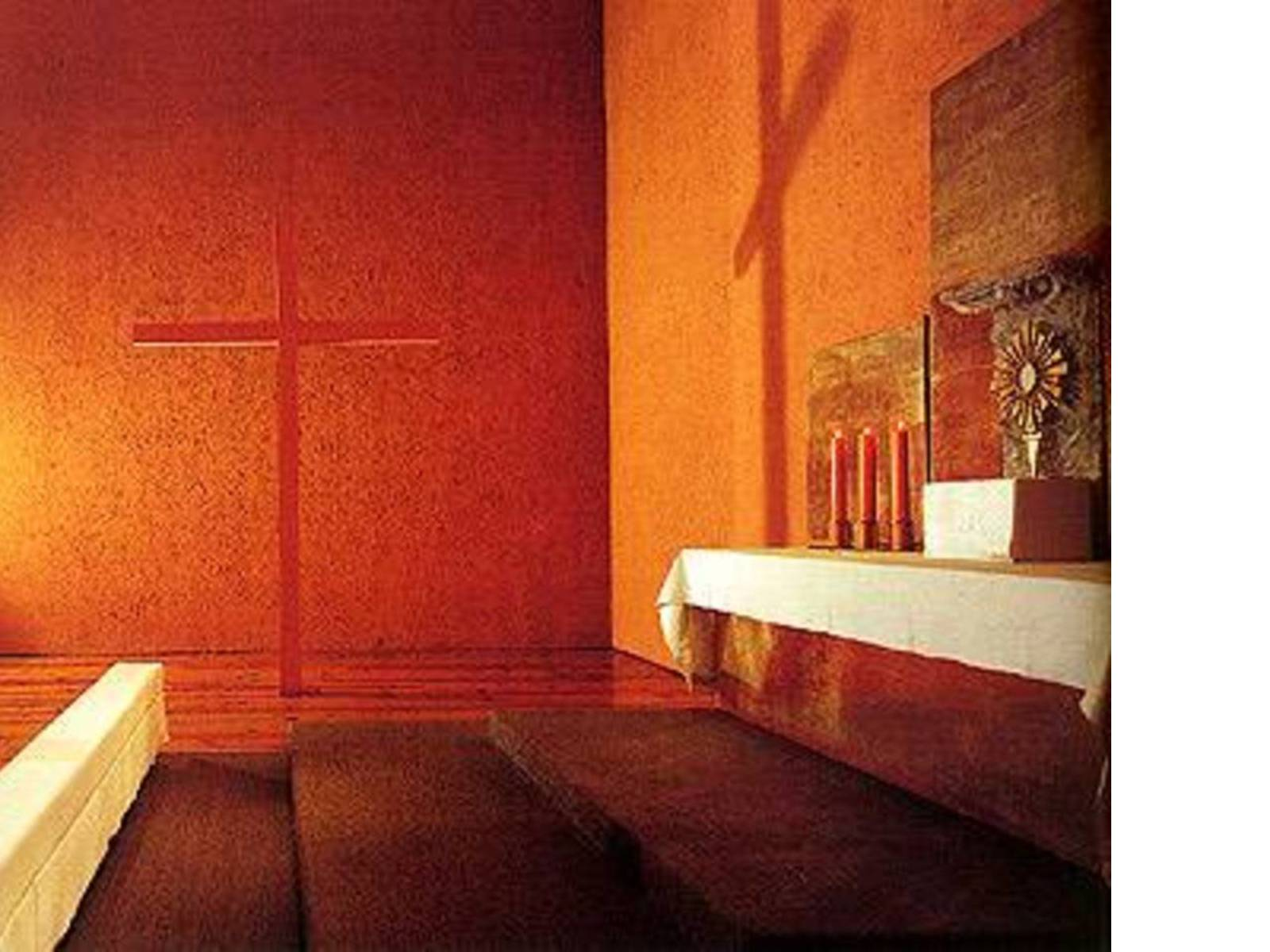 Luis Barragan Chapelle Tlalpan Mexico  Floornature