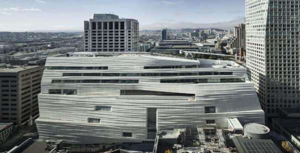 Snohetta Sfmoma San Francisco Museum Of Modern Art Floornature