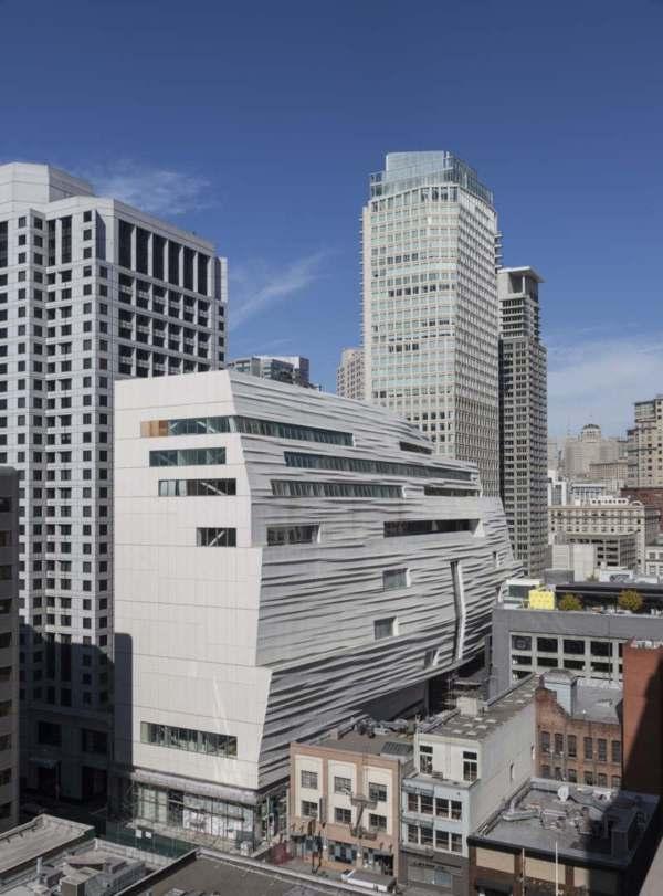 Snohetta Sfmoma San Francisco Museum Of Modern Art
