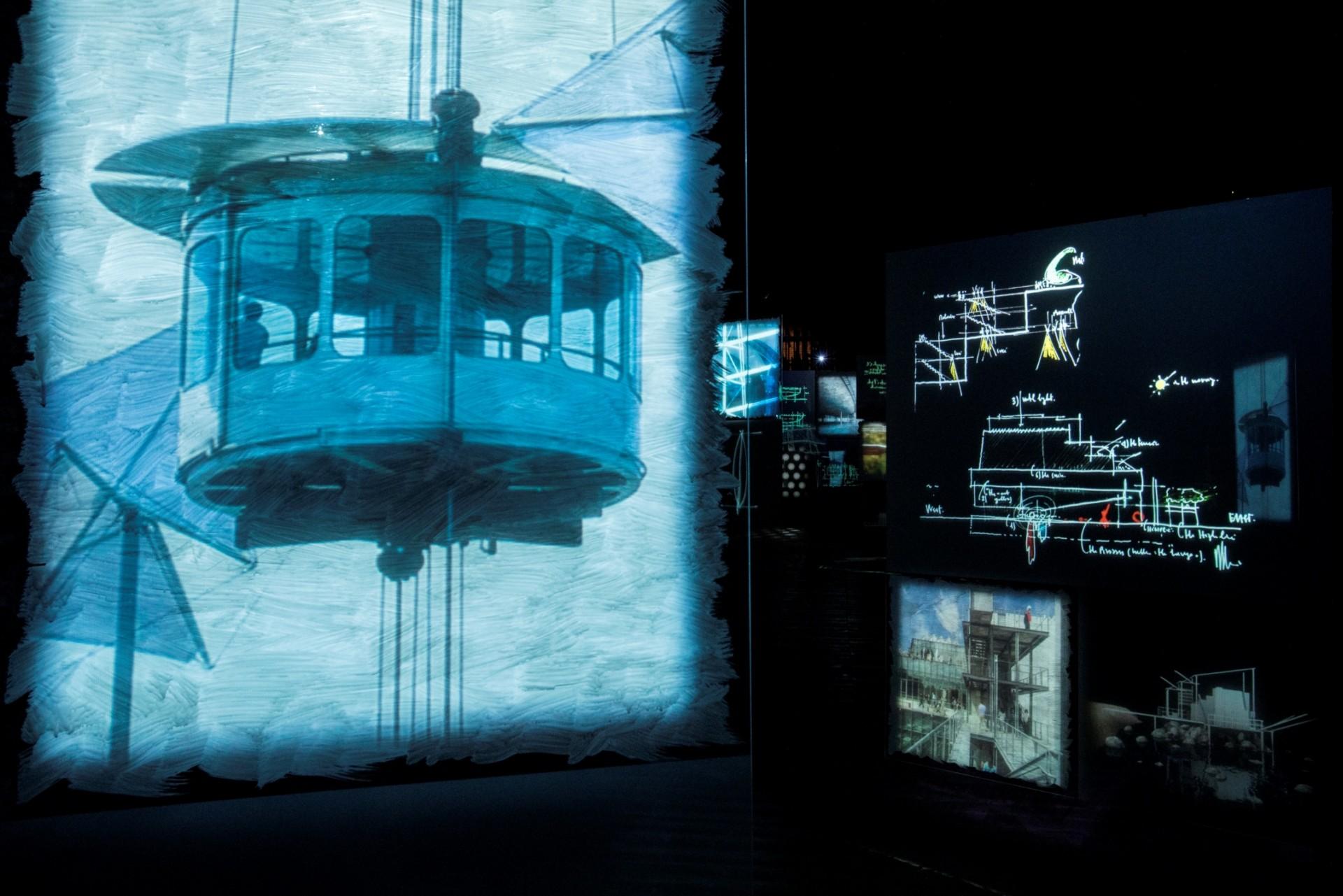 Renzo Piano Progetti dAcqua Studio Azzurro a Venezia  Floornature