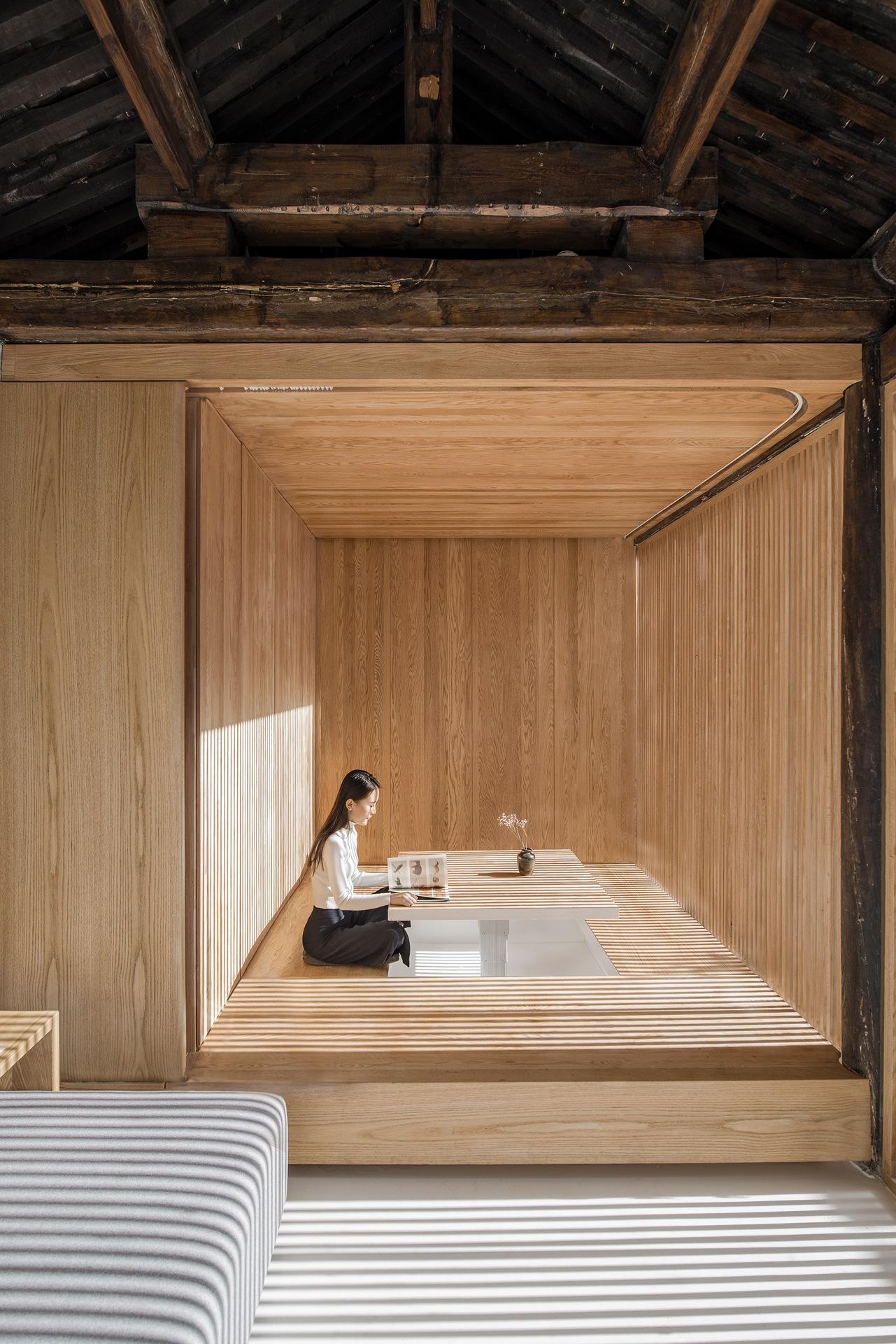 Archstudio ristrutturazione di una siheyuan a Dashilar Pechino  Floornature