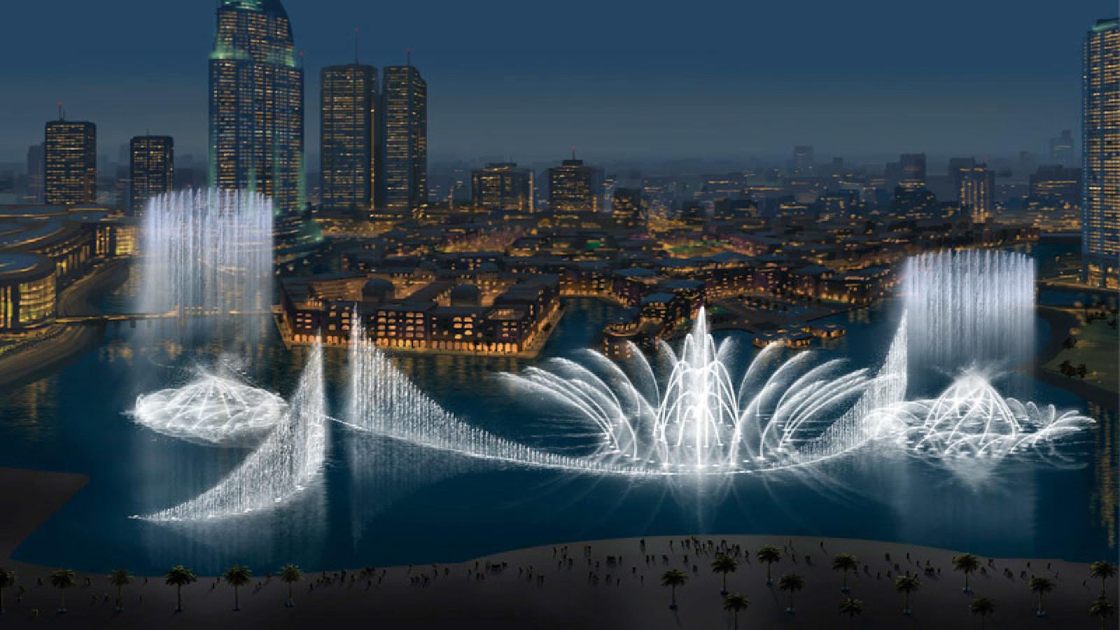 Emirati Arabi foto di itinerari turistici vacanza a dubai