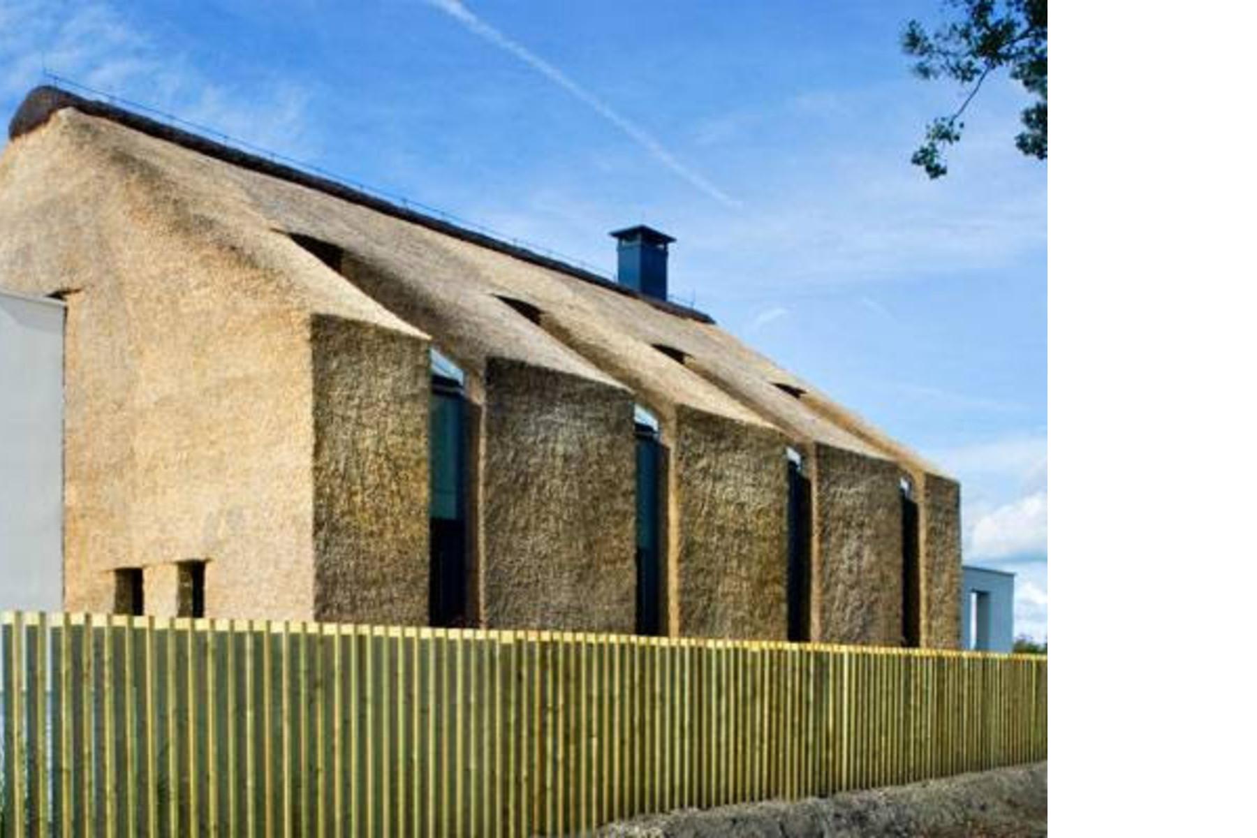 Architettura sostenibile rivestimenti ceramici