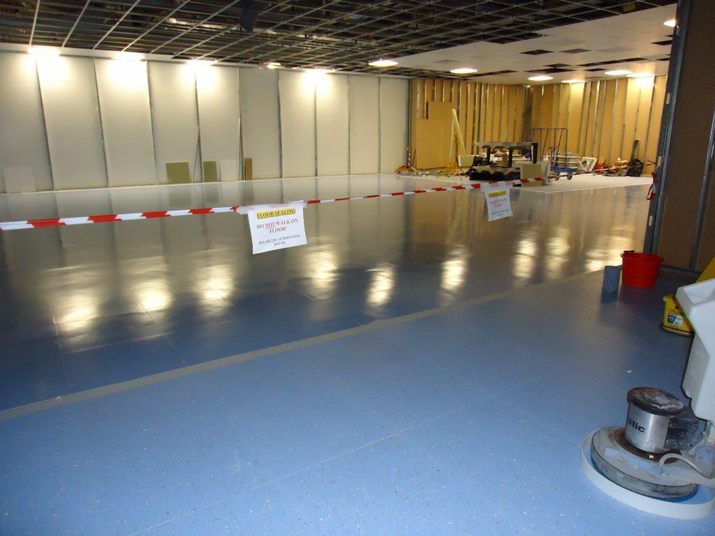 Vinyl Floor Cleaning Company  Surrey Sussex Hampshire