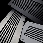 4x14 Heavy Duty Decorative Floor Register