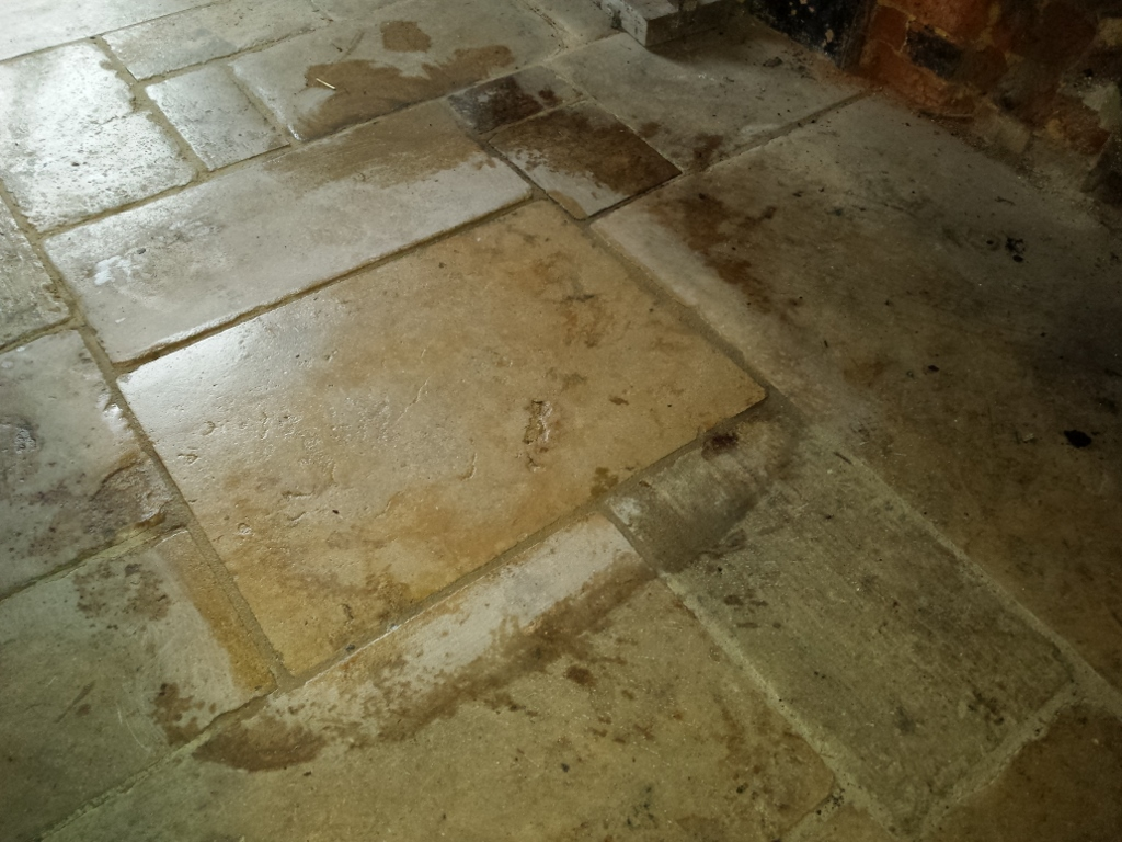Stone floor cleaning quote Oxford