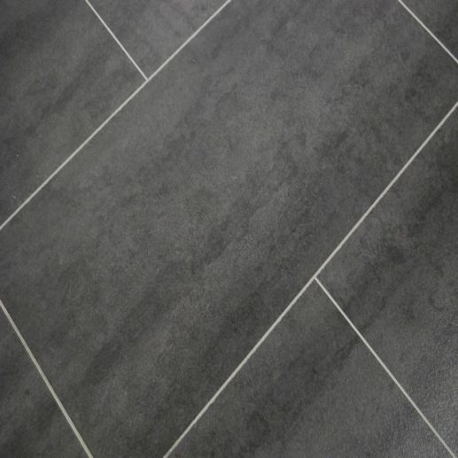 kitchen laminate tiles stainless steel grid for sink flooring by krono in 8mm tile look