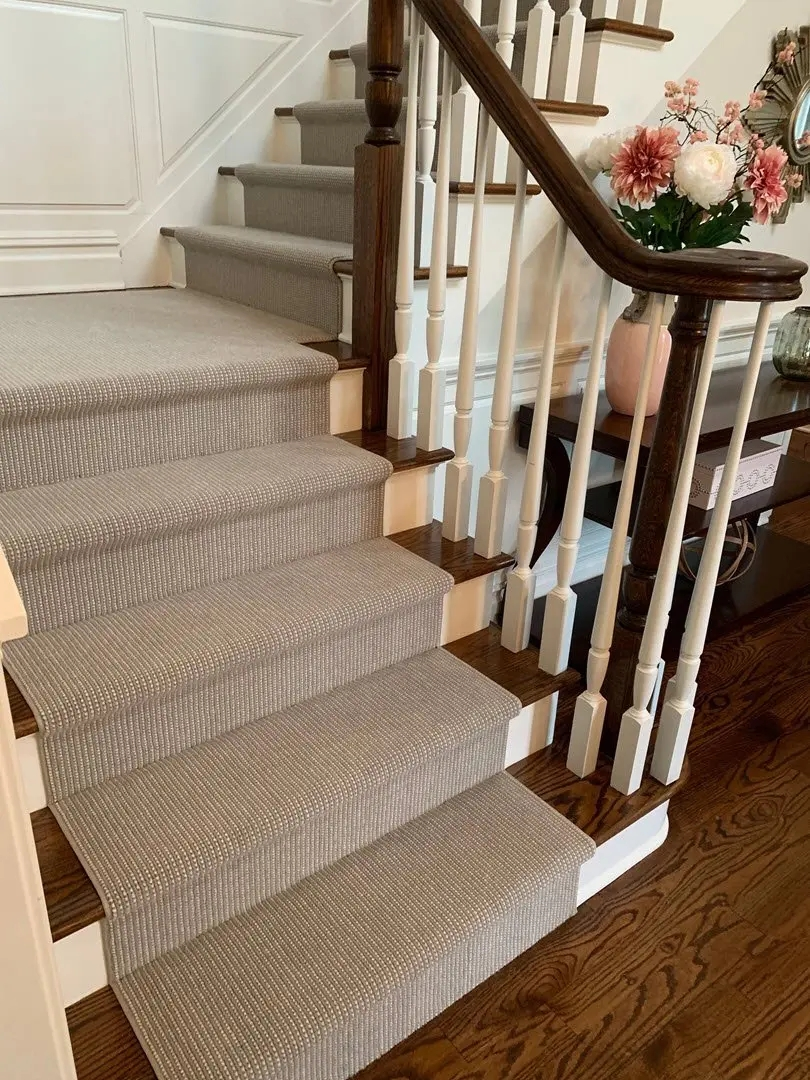 Carpet Chatham Nj Stair Runners Custom Rugs Floors Direct   Custom Stair Runners Near Me   Flooring   Basement Stairs   Staircase Makeover   Animal Print   Staircase Remodel