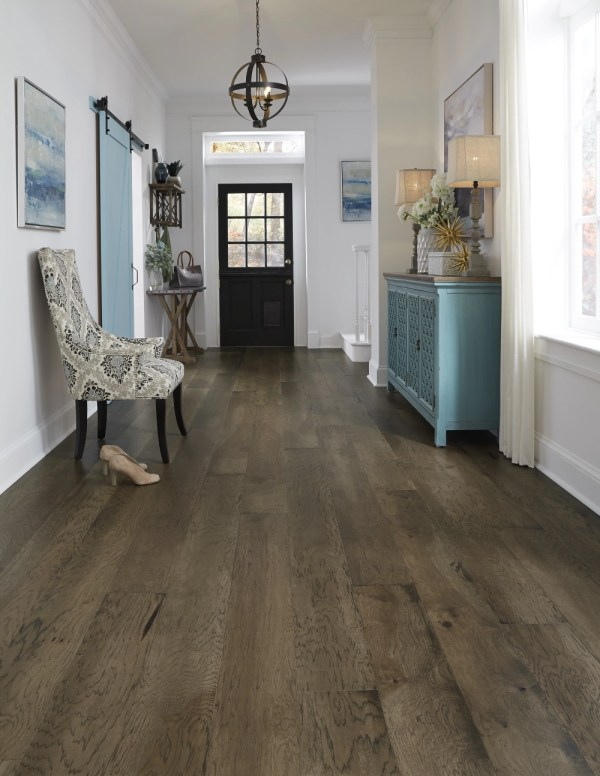 Mannington Latitude Foundry Hickory Antique Bronze (Room) @ Floors Direct North