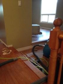 Installing hardwood - Floors Direct North