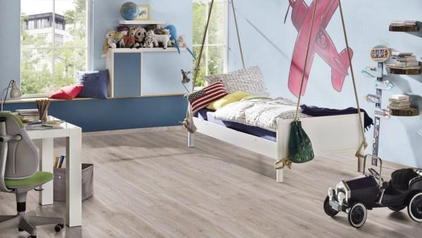 Fuzion Euro Supreme Laminate - Hardy Oak Kid Bedroom @ Floors Direct North