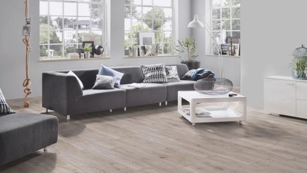 Fuzion Euro Supreme Laminate - Hardy Oak Living Room @ Floors Direct North