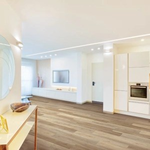 COREtec Galaxy Luxury Vinyl - Spiral Pine (room) @ Floors Direct North