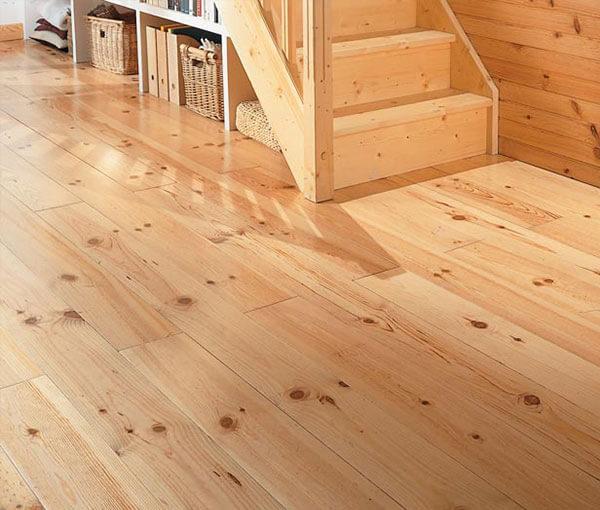 Grenen Houten Vloer Declass  Floorsitenl