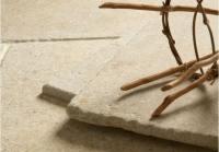 Salem Gold Tumbled Limestone Tiles   Floors of Stone